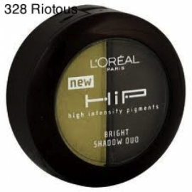 L'OREAL HIP - eyeshadow 328