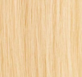 Clip-on hair extensions, 50 cm, #60 Platin askeblond