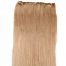 Hair extensions 40 cm - #16 mørk blond