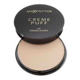 Max Factor creme puff pudder - Translucent